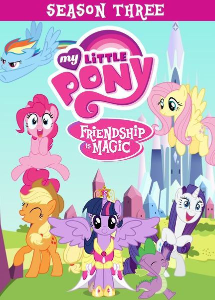 My Little Pony Friendship is Magic มิตรภาพอันแสนวิเศษ ปี3 พากย์ไทย
