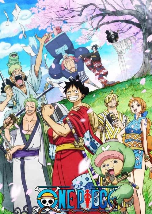 One Piece วันพีช ล่าขุมทรัพโจรสลัด ซีซัั้น 20 ซับไทย