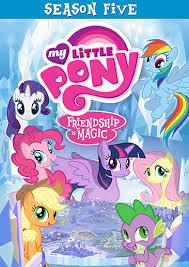 My Little Pony Friendship is Magic มิตรภาพอันแสนวิเศษ ปี5 พากย์ไทย