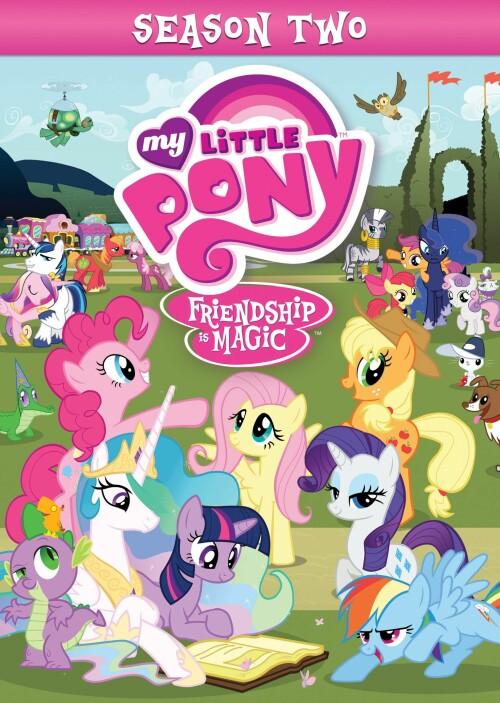 My Little Pony Friendship is Magic มิตรภาพอันแสนวิเศษ ปี2 พากย์ไทย