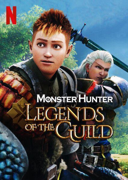 Monster Hunter Legends of the Guild มอนสเตอร์ ฮันเตอร์ ตำนานสมาคมนักล่า พากย์ไทย