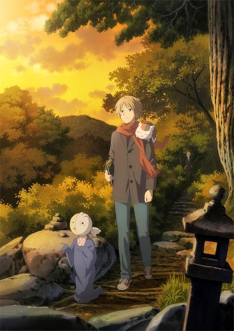 Natsume Yuujinchou Ishi Okoshi to Ayashiki Raihousha ผู้ปลุกหินผาและผู้มาเยือนประหลาด The Movie