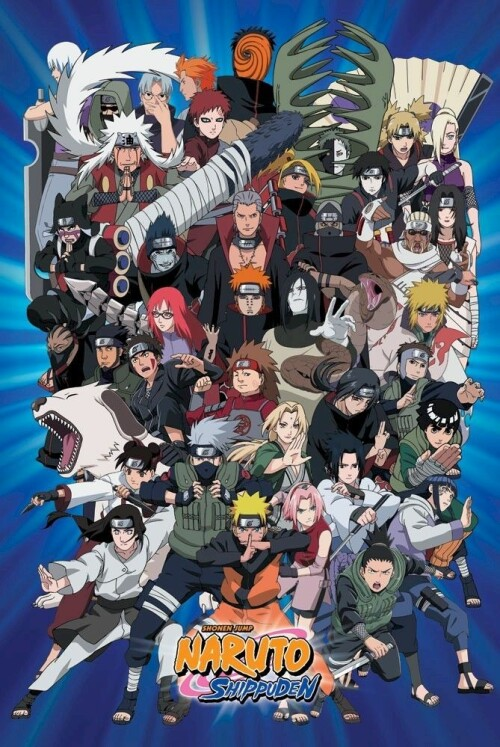 Naruto Shippuden นารูโตะ ตำนานวายุสลาตัน ซีซั้น1 พากย์ไทย (เสียงใหม่)