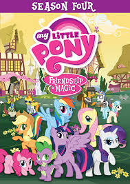 My Little Pony Friendship is Magic มิตรภาพอันแสนวิเศษ ปี4 พากย์ไทย
