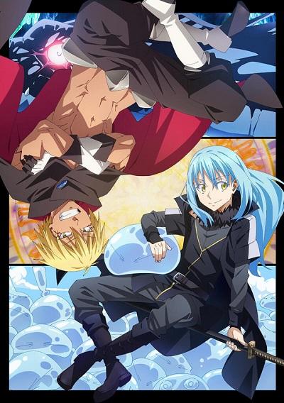 Tensei shitara Slime Datta Ken 2nd Season เกิดใหม่ทั้งทีก็เป็นสไลม์ไปซะแล้ว (ภาค2) พากย์ไทย