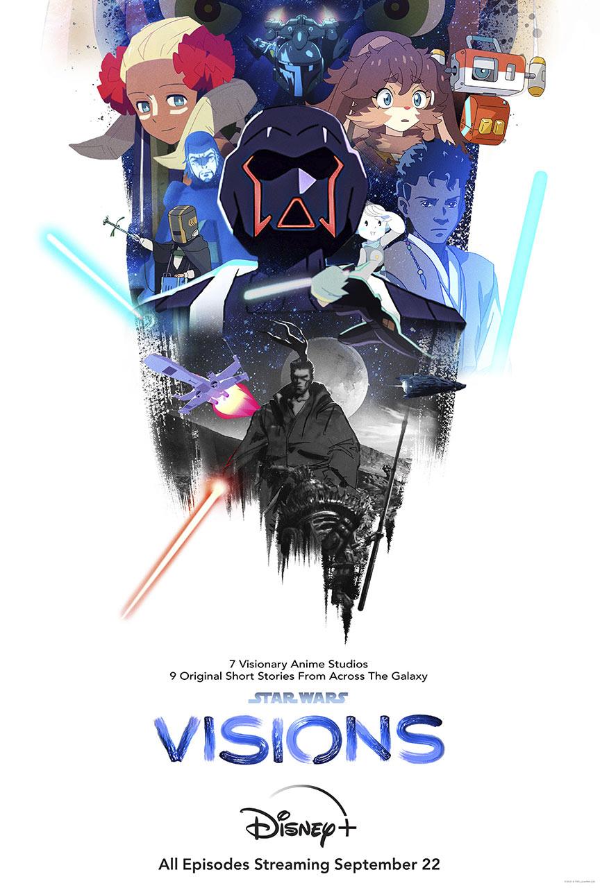 Star Wars Visions พากย์ไทย